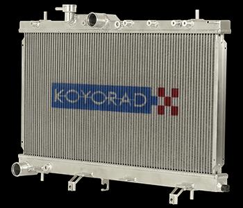 Koyo 04-08 Subaru Forester XT 2.5L Turbo (MT) Radiator - VH13026