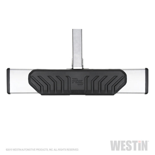 Westin R5 Hitch Step 27in Step 2in Receiver - Stainless - 28-50010