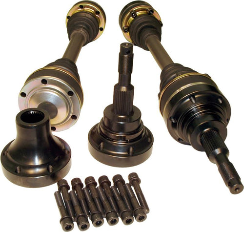 DSS 01-02 Dodge Viper 1200HP Level 5 Direct Bolt-In Axle - RA7293X5-S