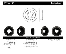 Load image into Gallery viewer, StopTech Slotted & Drilled Sport Brake Rotor - 127.44157L,throtl-dev.