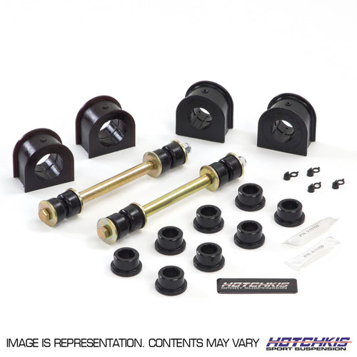 Hotchkis 00-04 Audi A6 Sway Bar Rebuild Kit (22822) - 22822RB