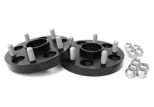 Perrin Subaru 5x114.3 20mm Wheel Spacers (One Pair) - PSP-WHL-020BK