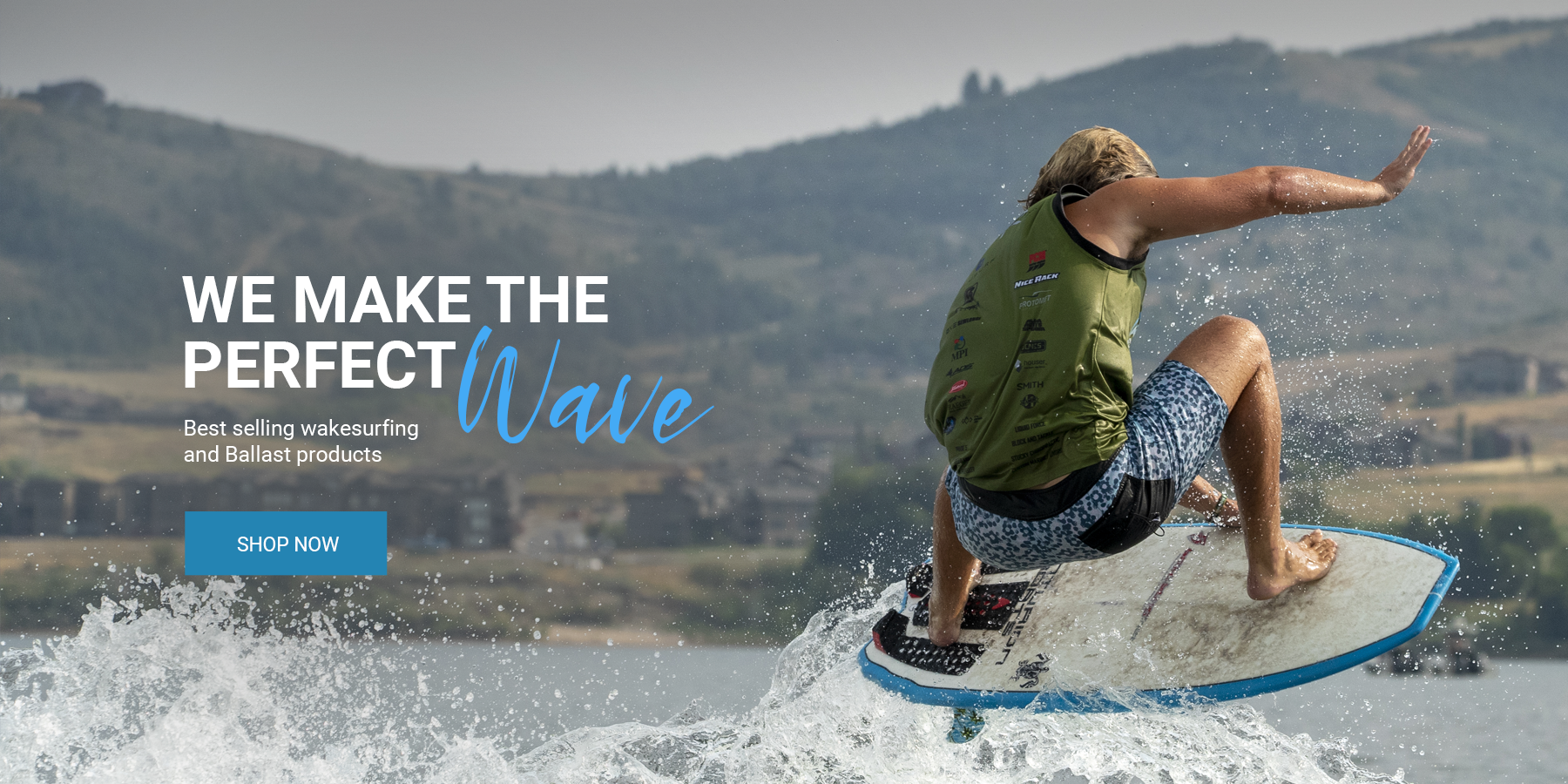 Buy Best Selling Wakesurfing and Ballast Products Online
