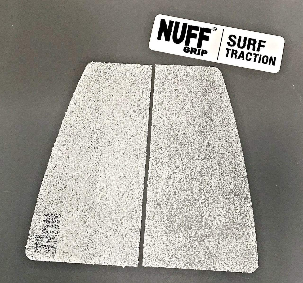 NuffGrip Surf Traction Grip Pad w/ Surf Wax, Sticky Bump Sticky Bump - wakeballast