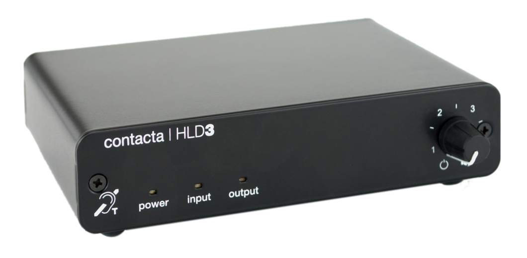 Contacta HLD3 Home/Small Area Hearing Loop Driver