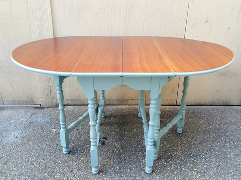 (SOLD) Unique Gate Leg Table