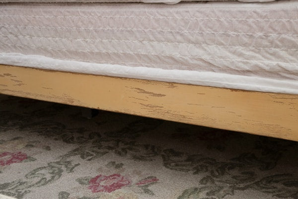 Distressed Twin Bed Frames