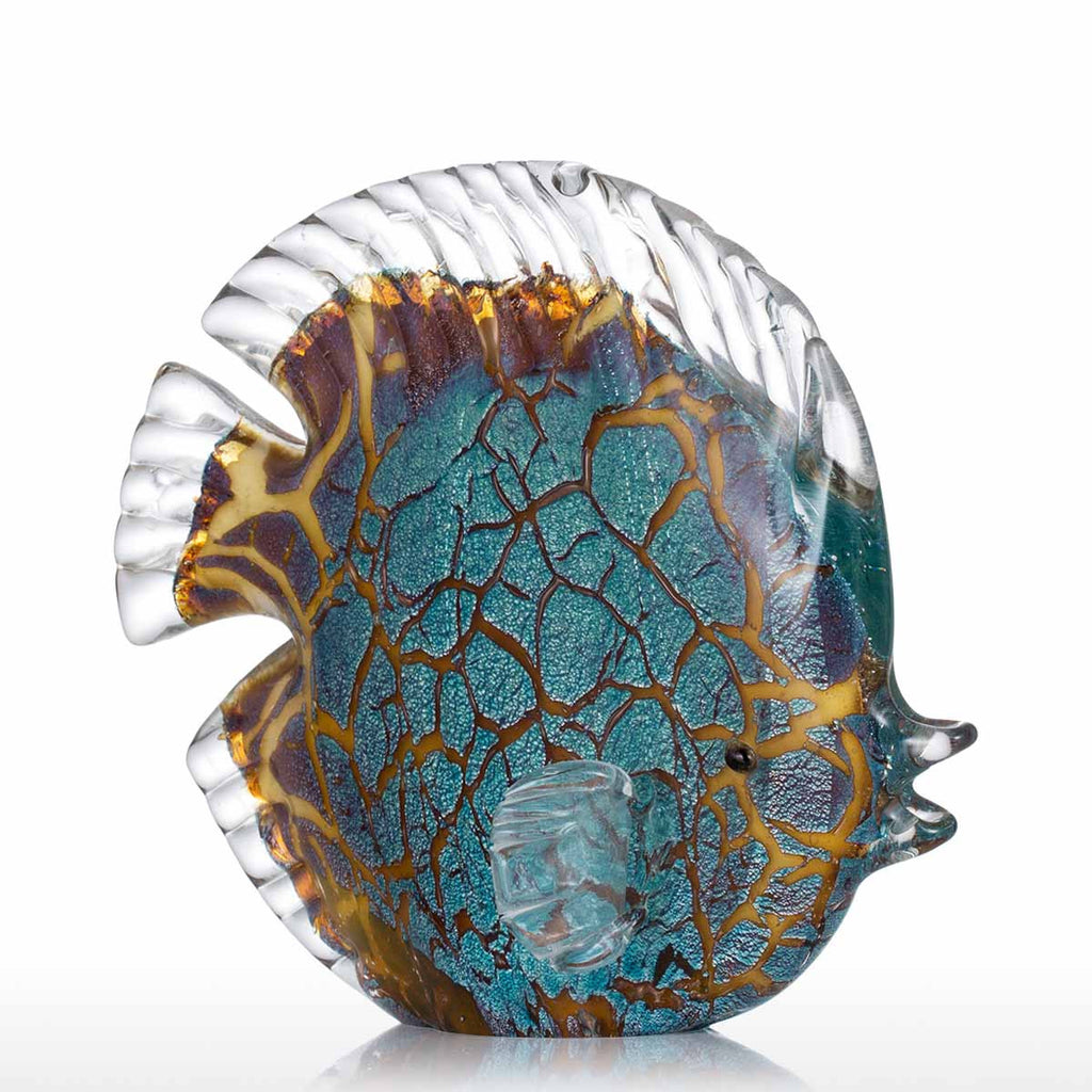 Spotted Tropical Glass Fish