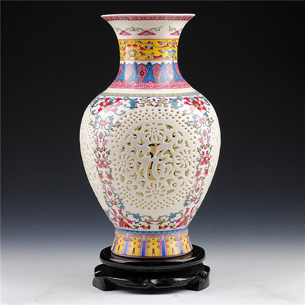 Style A- The Palace's Ancient Ways Vase