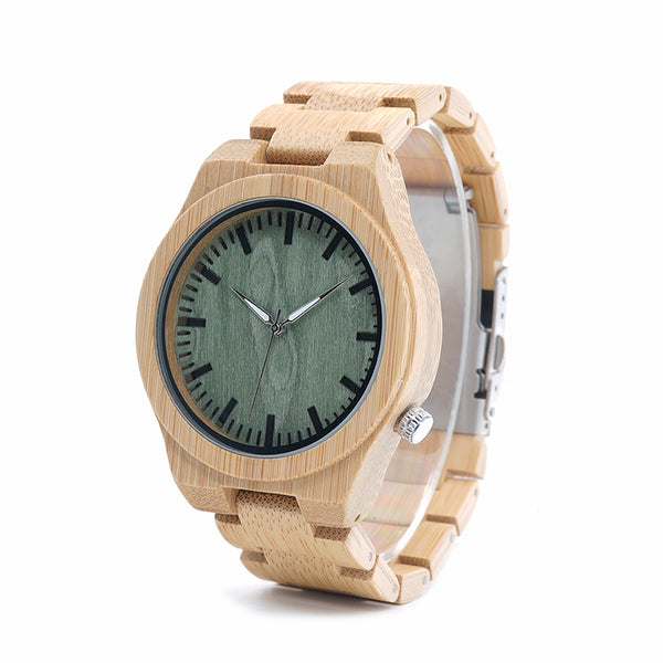 Nature Bamboo Wooden Watch