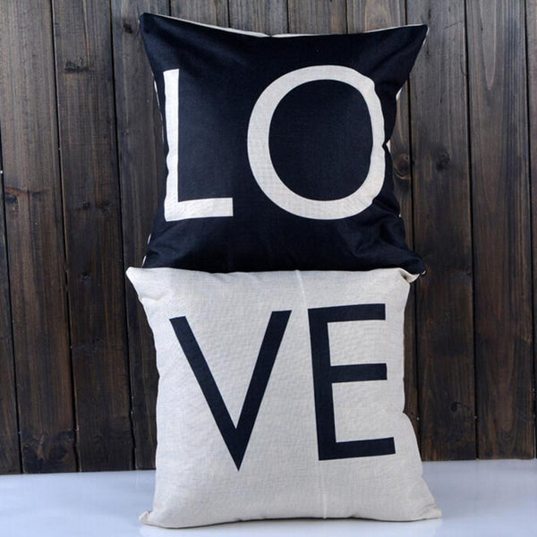 LO & VE Pillow Cases (2 Styles)