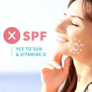 No to SPF Skincare products, YES to SUN, Vitamine D and Healthy Skin
