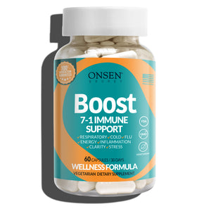 Boost - 7-1 Immune Support* - ONSEN  SECRET