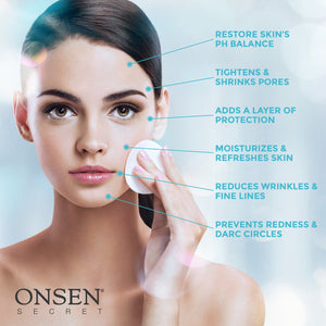 Clean & Tone Set - ONSEN  SECRET