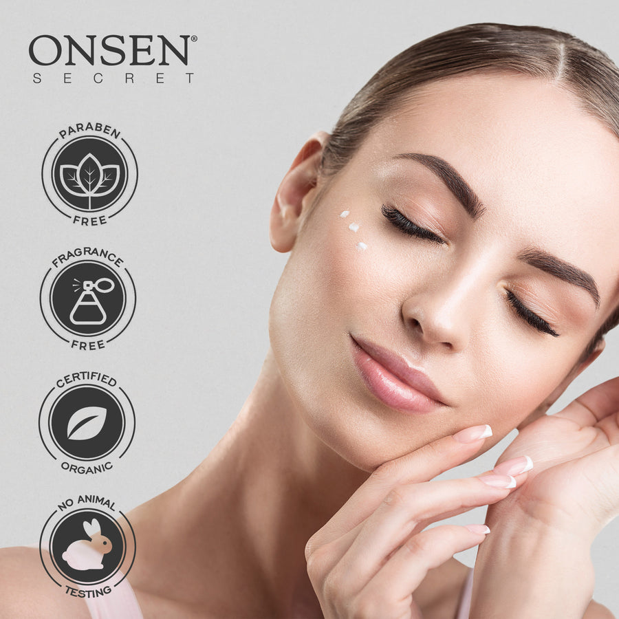 Soothing Eye Serum - ONSEN  SECRET