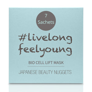 Bio Cell Lift Mask | Trial Kit - ONSEN  SECRET