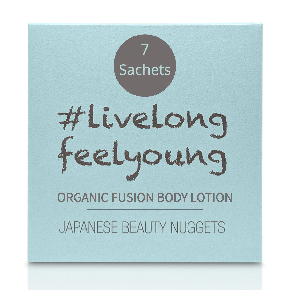 Organic Fusion Body Lotion | Trial Kit