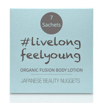 Organic Fusion Body Lotion | Trial Kit - ONSEN  SECRET