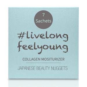 Collagen Moisturizer | Trial Kit - ONSEN  SECRET