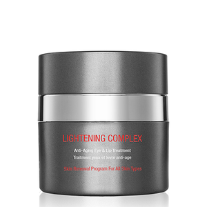 Lightening Eye Complex - Anti-aging Eye & Lip Treatment
