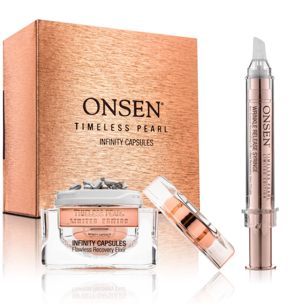 Timeless Pearl Limited Edition - ONSEN  SECRET
