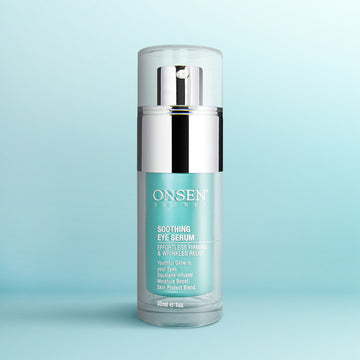 Smoothing Eye Serum - ONSEN  SECRET