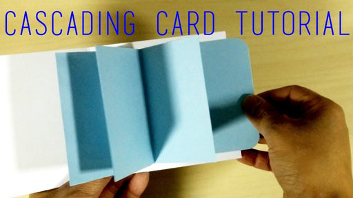[Tutorial + Template] Make A Cascading Card!