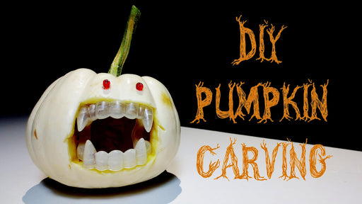 [Tutorial] Easy To Carve Pumpkin Design