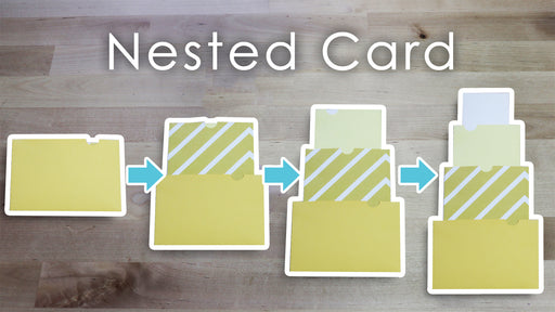 [Tutorial +Template] Nested Card