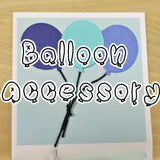 Explosion Box Accessory: Balloons