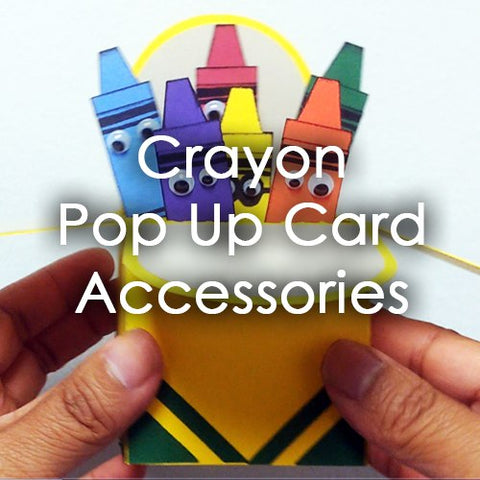 Crayon Box Accessories