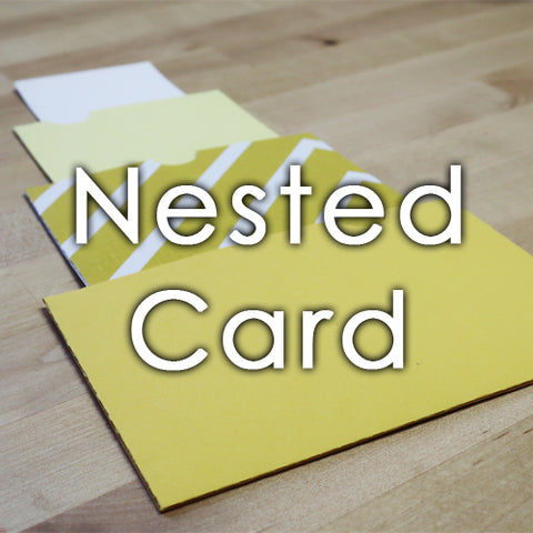 Nested Card Template
