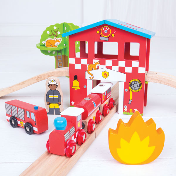 What's New In-Store - Bigjigs Rail Train Sets