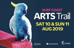Surf Coast Arts Trail Inspires the Children of the Surf Coast