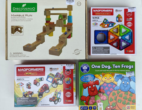 Torquay Toys Christmas Gift Guide 3-5 years