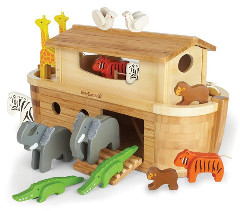 Everearth Giant Noah's Ark at Torquay Toys