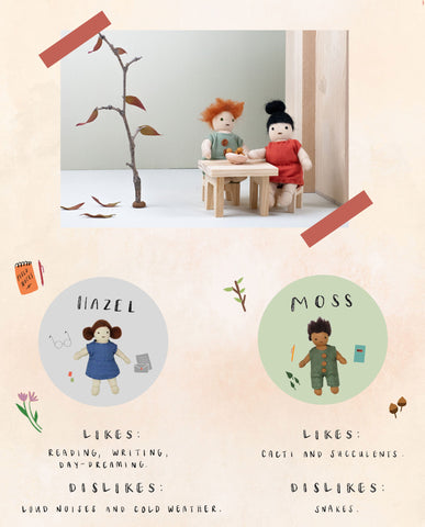 Holdie Folk by Olli Ella, available at Torquay Toys