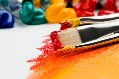 art supplies and paints at Torquay Toys