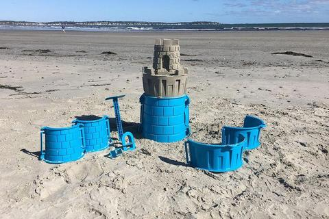 Create A Castle exclusively at Torquay Toys