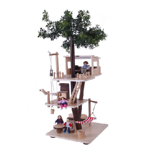 Everearth Tree House at Torquay Toys