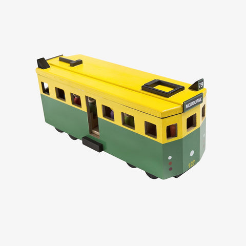 Make Me Iconic Tram Toy