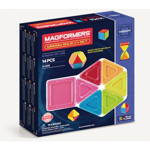 Magformers Windows Solid 14pcs