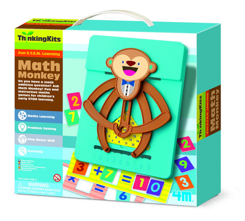 4M - Thinking Kits - Math Monkey