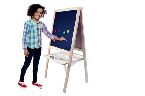 Little BOSS Easel 5-in-1