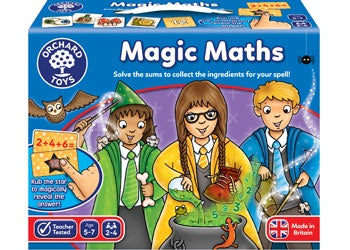Orchard Toys - Magic Maths Game
