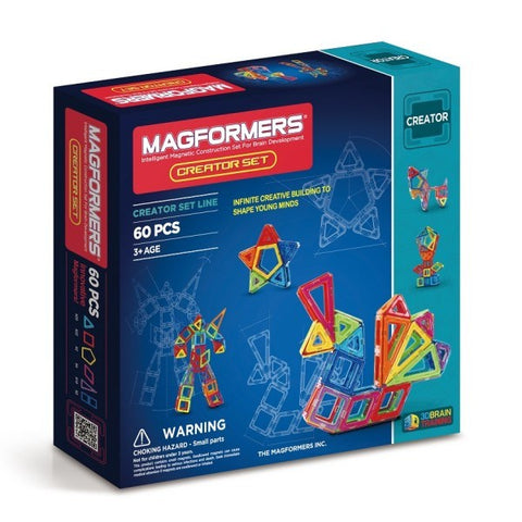 Magformers - Creator Set 60 pc