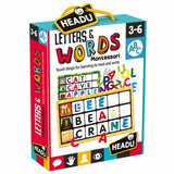 Headu - Montessori Touch Bingo Letters and Words