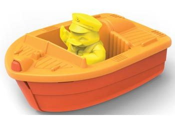 Green Toys - Race Boat