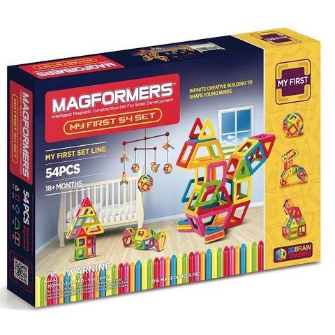 Magformers - My First 54 Set