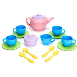 Green Toys - Tea Set 15Pc